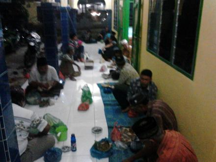 Kenduri Punggahan Tradisi Jelang Ramadhan